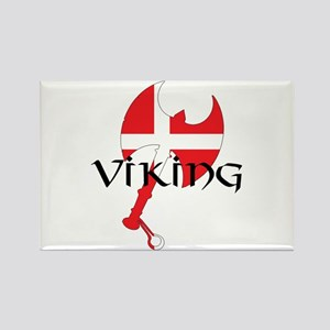 Denmark Viking Magnets