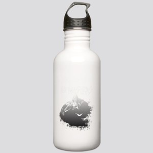 NO-GODS-NO-MASTERS-ZUH Stainless Water Bottle 1.0L