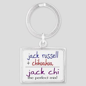 jackchi Landscape Keychain