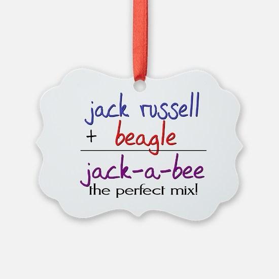 jackabee Ornament