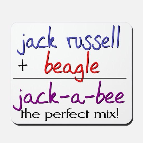 jackabee Mousepad