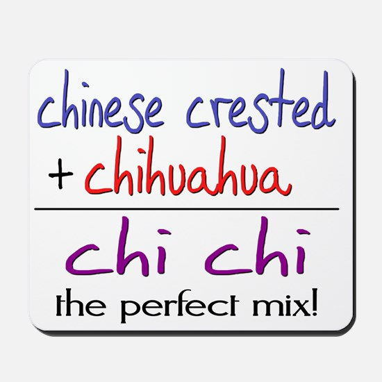 chichi Mousepad