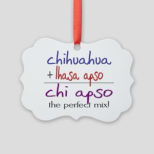 chiapso Picture Ornament