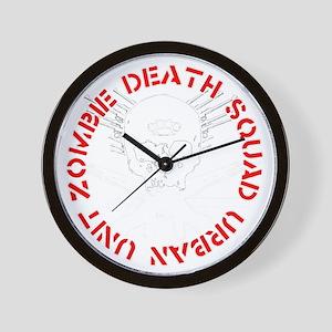 ZDS-ZUH Wall Clock