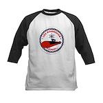 USS BIRMINGHAM Kids Baseball Jersey
