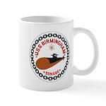 USS BIRMINGHAM Mug