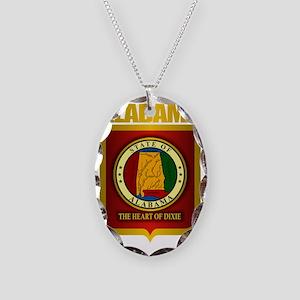 Alabama (Gold Label)2 Necklace Oval Charm