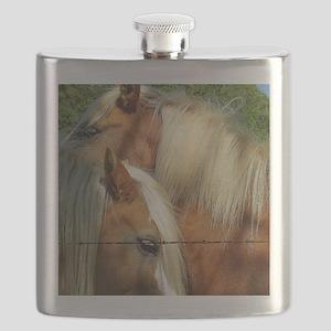 Haflinger Soul Mates Flask