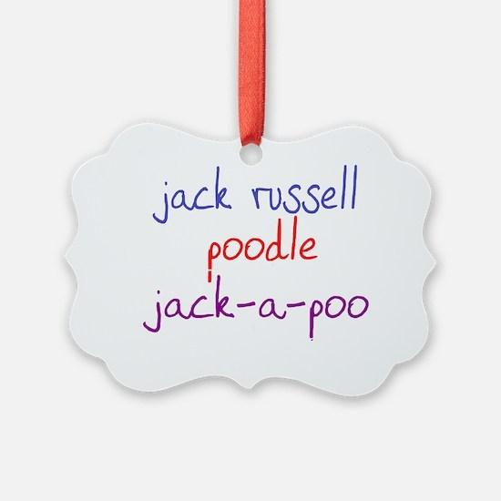 jackapoo_black Ornament