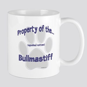 Bullmastiff Property Mug