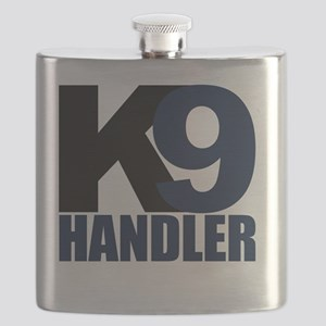 k9-handler02_black_blue Flask