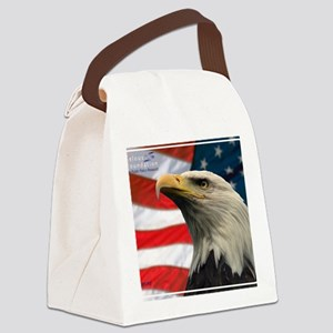 Selous-Eagle Canvas Lunch Bag