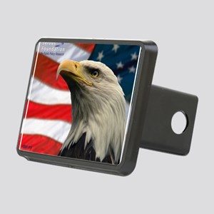Selous-Eagle Rectangular Hitch Cover