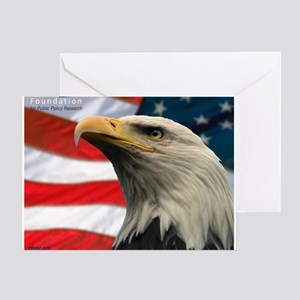 Selous-Eagle Greeting Card