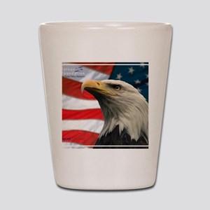 Selous-Eagle Shot Glass