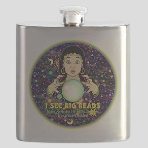 MardiGypsyTyRpatTr Flask