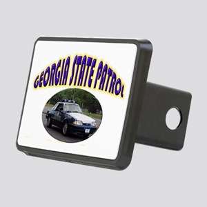 gaspmustang Rectangular Hitch Cover