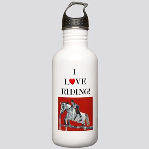 red_riding_notrans Stainless Water Bottle 1.0L