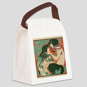 Faun Canvas Lunch Bag