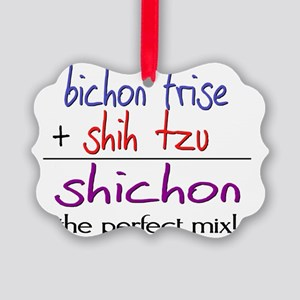 shichon Picture Ornament