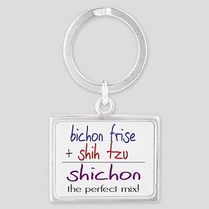 shichon Landscape Keychain