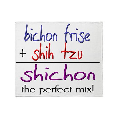shichon Throw Blanket
