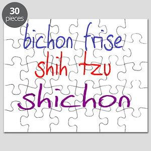 shichon_black Puzzle