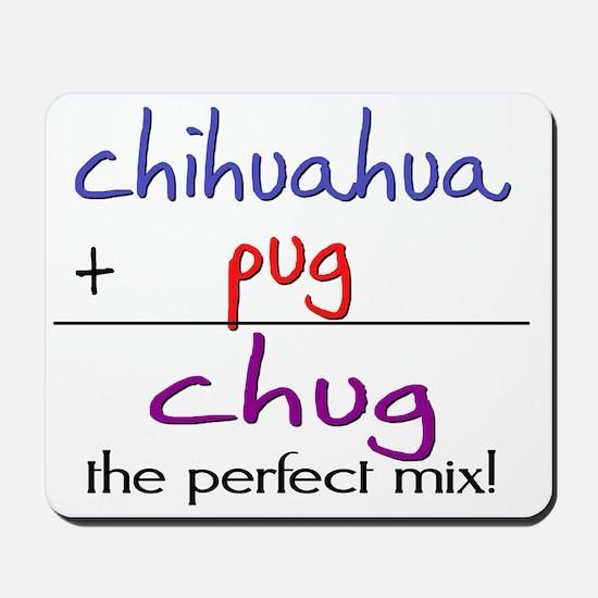 chug Mousepad