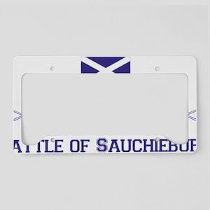 1488 Battle of Sauchieburn (B License Plate Holder