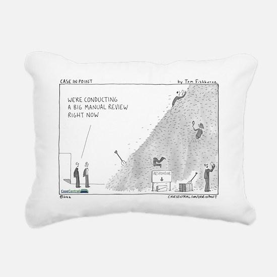 120206 Rectangular Canvas Pillow