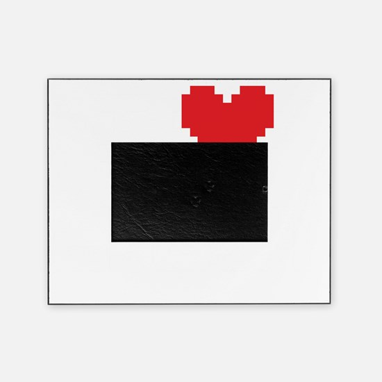 love8bitB Picture Frame