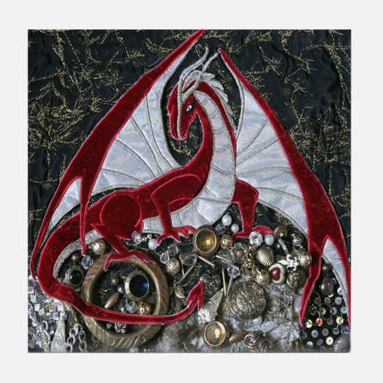 Mine-ipad-9148 Tile Coaster