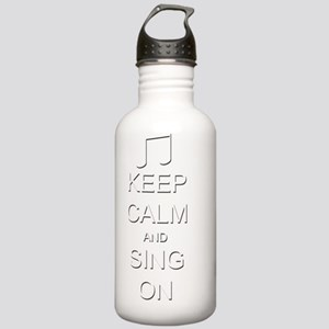 sing on dk Stainless Water Bottle 1.0L