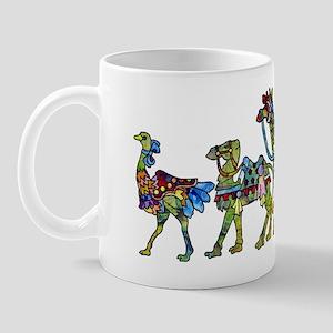 circus animals Mug
