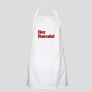 Hey Baccala! BBQ Apron
