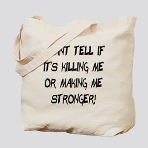 KIllingMeThrowPillow Tote Bag