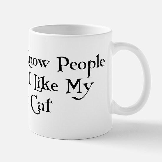 Like Manx Mug