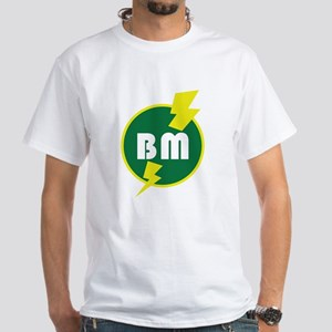 Best Man White T-Shirt
