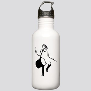 tainodrummer Stainless Water Bottle 1.0L