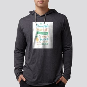 Be A Pineapple Long Sleeve T-Shirt
