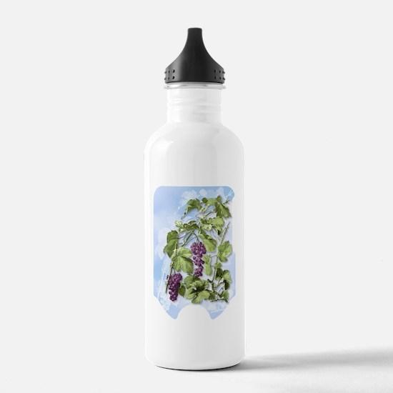 SLIDER-SDR-GRAPES Water Bottle
