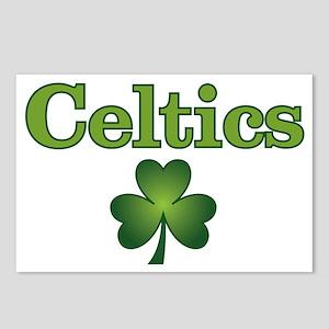 celtics Postcards (Package of 8)