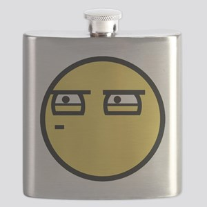 Awesome Face Skeptical Flask