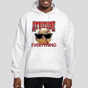 AttitudeBB2-7-12NEW Hooded Sweatshirt