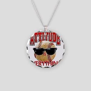 AttitudeBB2-7-12NEW Necklace Circle Charm