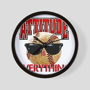 AttitudeBB2-7-12NEW Wall Clock