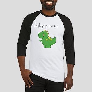 babyasaurus Baseball Jersey