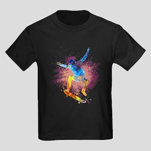 Skateboarding T-shirt T-Shirt