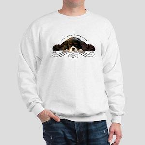 Cavalier Cute plain Sweatshirt