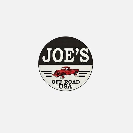 joe_tee_shirts Mini Button